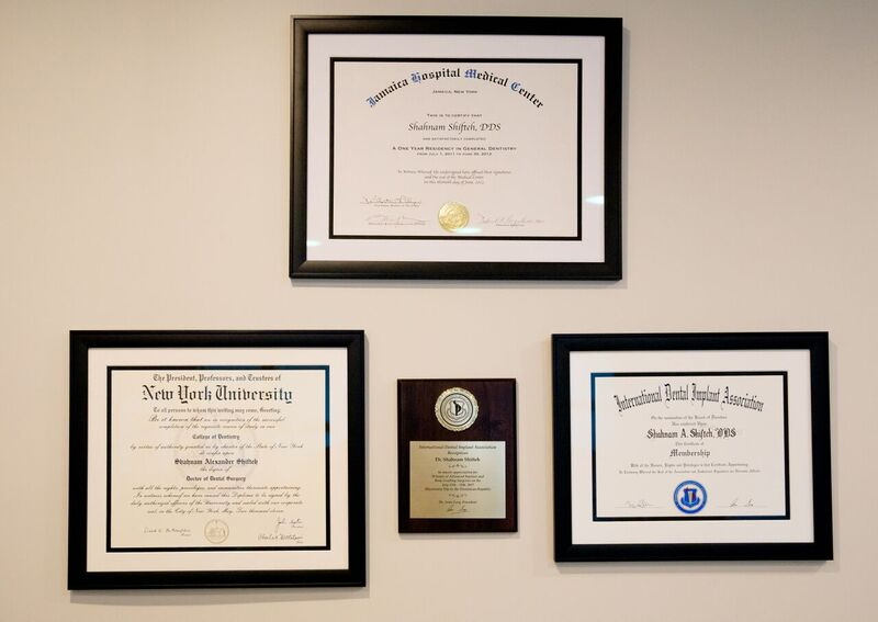 diplomas and certifications